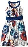Tea Collection Little Girls' Cape Lily Halter Dress