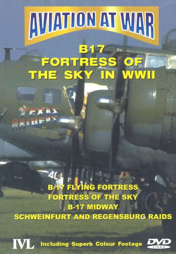 Aviation At War B17 Fortress O [DVD]