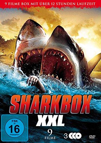 Sharkbox XXL [3 DVDs]