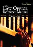 img - for The Law Office Reference Manual book / textbook / text book