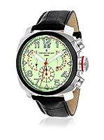 Christian Van Sant Reloj con movimiento cuarzo suizo Cv3Au7 Python Negro 50  mm
