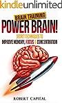 Brain Training: Power Brain! - Secret...