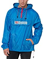 Geographical Norway Chaqueta Impermeable Boogee (Azul Royal)