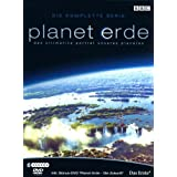 "Planet Erde - Die komplette Serie (6 DVDs inkl. Bonus-Disc)von ""David Attenborough"""