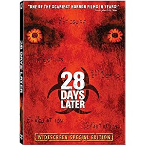 Click to buy Scariest Movies of All Time: 28 Days Later from Amazon!