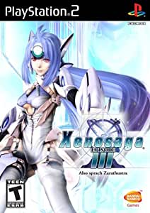 Xenosaga Episode III - PlayStation 2
