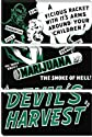 "Marijuana, Devils Harvest Vintage Movie Poster Giclee Canvas Art Print #5081 60""x40"" 3 Piece"
