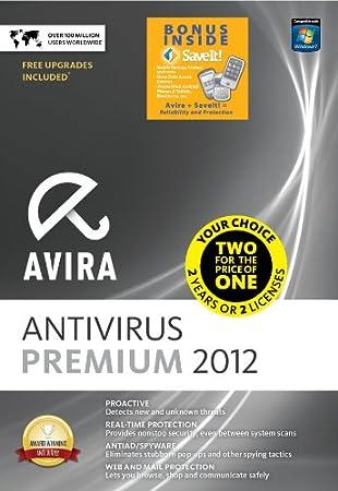 Avira Antivirus Premium - 2012