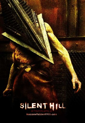 Silent Hill POSTER Movie (2006) Style L 11 x 17 Inches - 28cm x 44cm (Radha Mitchell)(Laurie Holden)(Sean Bean)(Deborah Kara Unger)(Tanya Allen)(Christopher Britton)(Kim Coates)
