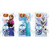 Jelly Belly Disney Frozen 28 g (Pack of 4)