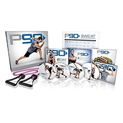 Tony Horton's P90 Base Kit DVD Workout