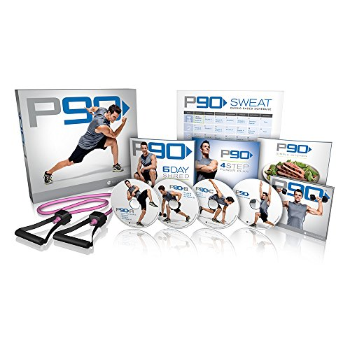 Best Prices! Tony Horton's P90 Base Kit DVD Workout