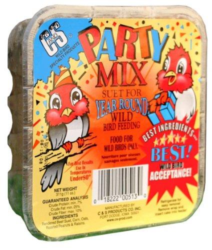 Cheap C & S Products Party Mix, 12-Piece (CS12513)