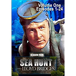 Sea Hunt: Season Four - Volume One (Episodes 1-24) - Amazon.com Exclusive
