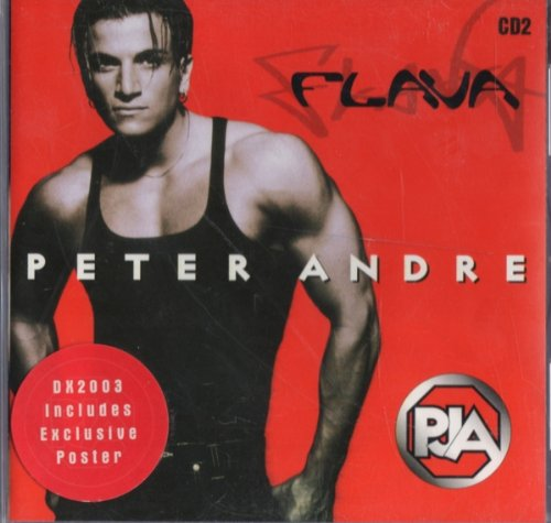 FLAVA ( CD:SINGLE ) PETER ANDRE