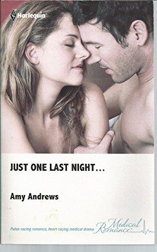 Image of Just One Last Night (Medical Romance, #506)
