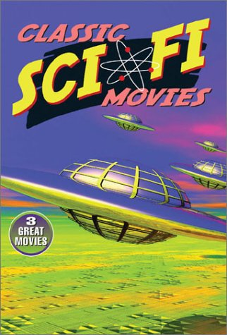 Classic Sci-Fi  Movies (In The Year 2889 / They Came From Beyond Space / Teenagers From Outer Space) (Came From Outer Space compare prices)