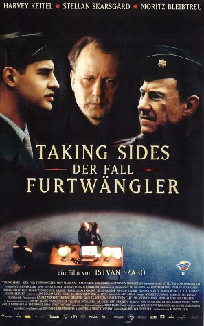 Taking Sides - Der Fall Furtwängler [VHS]