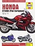 Honda ST1300 (Pan European) '02 to '1...
