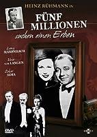 F�nf Millionen suchen einen Erben