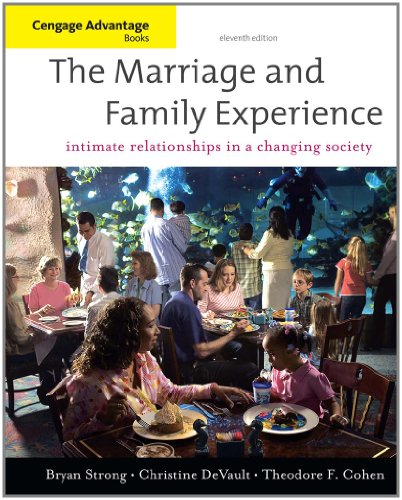 Cengage Advantage Books: The Marriage and Family...