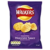 Walkers Worcester Sauce 32.5 g (Pack of 48)