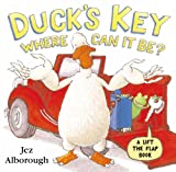 Duck's Key, Where Can it Be? (0007177658) by Alborough, Jez