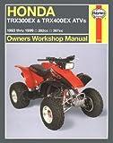 Honda TRX300EX & TRX400EX ATVs '93'99 (Haynes Owners...