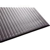 Guardian Air Step  Anti-Fatigue Floor Mat, Vinyl, 2'x3', Black