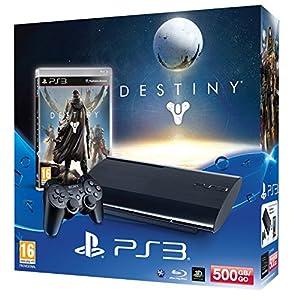 Sony PlayStation 3 500GB Super Slim Console with Destiny ...
