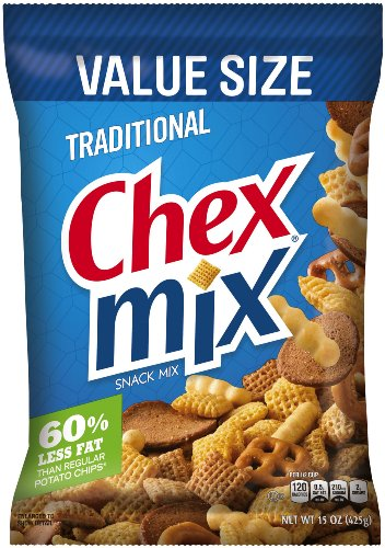 Chex Mix, Traditional, 15 Oz Reviews