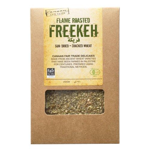 有機フリーケ(フリーカ) 250g|食物繊維、ビタミンE、鉄分・亜鉛、タンパク質が豊富なスーパーフード