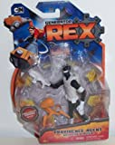 Generator Rex 4″ Providence Agent Action Figure Picture