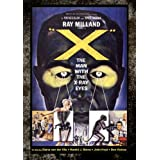 Man With X-Ray Eyes [DVD] [Region 1] [US Import] [NTSC]by Ray Milland