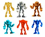 Warbots - TINY Robot Toy Figures - Lot of 20, they come is 6 different colors, perfect for goodie bags, door prizes and more...