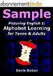 Sample Picturing English 1: Alphabet...