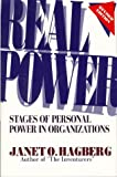 img - for By Janet O. Hagberg - Real Power : Stages of Personal Power in Organizations book / textbook / text book