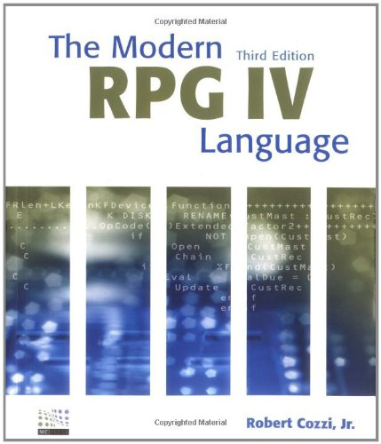 The Modern RPG IV Language, 3rd Edition