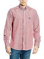POLO CLUB CAPTAIN HORSE ACADEMY Camisa Hombre Academy Trend (Rojo)