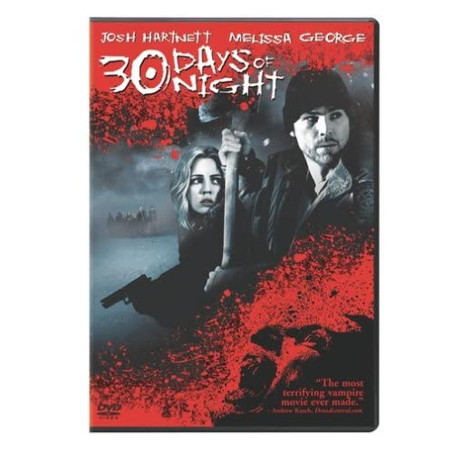 cover of 30 Days of Night