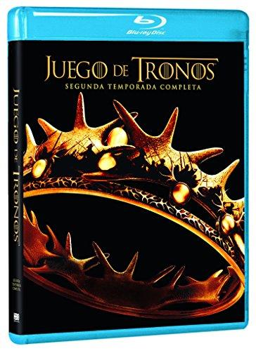 Juego-De-Tronos-Temporada-2-Blu-ray