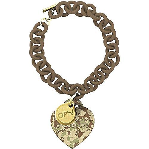 bracciale donna gioielli Ops Objects Camo offerta trendy cod. OPSBR-132