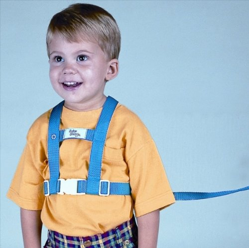 Baby Buddy Deluxe Security Harness Assorted Colors (Pack Of 24) front-402150