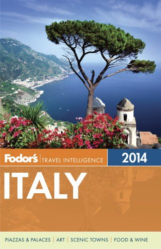 Fodor's Italy 2014 (Full-color Travel Guide)