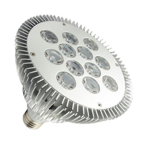 Lohas® E27 12W 60 Degree Cool White Dimmable 110~240V Led High Power Par38 Light--120W Equivalent Halogen Lamp