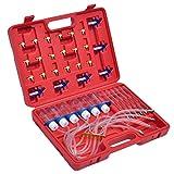 Kit test débit pour injecteur à rampe commune et adaptateurs...