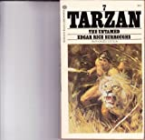 Tarzan the Untamed (0345030052) by Edgar Rice Burroughs