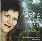 Sibelius: Luonnotar Orchestral Songs...