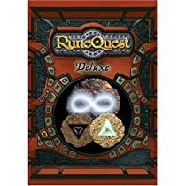 RuneQuest: Deluxe Core Rules Compilation
