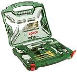 Bosch Coffret X-Line Titane de 103 pi�ces 2607019331